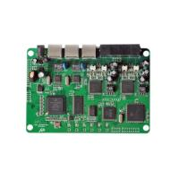 Buy cheap ENIG Computer Circuit Board For  Telecommunication Board With Blind Holes 4 Layer PCB product