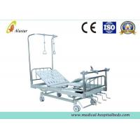 Buy cheap Hospital Adjustable Orthopaedics Traction Bed With Back-Rest, Leg-Rest, Vertical Travel Functions (ALS-TB02B) product