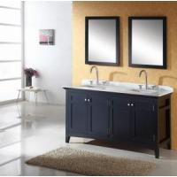 Buy cheap Espresso Bathroom Vanity Cabinet/Furniture (X-021) product