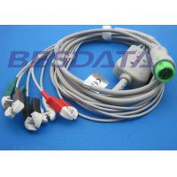 T5 / T8 ECG Cables And Leadwires Compatible Mindray Patient BeneView