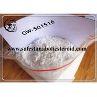 Buy cheap 99% High Purity SARMs White Powder  GW-501516/Cardarine/GSK-516 for Losing Fat product