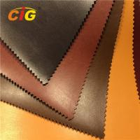 Buy cheap 140 cm Width Different Colors  PU  Leather Available For Football and Notebook from wholesalers
