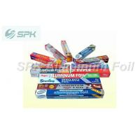 Buy cheap Soft Barbeque / Baking Pop Up Aluminum Foil Sheets In Color Box product