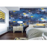 Buy cheap Household Good Breathable Kids Designer Wallpaper For Boys Bedroom product