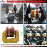 Buy cheap best selling automatic voltage transformer coil winding machine product