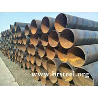 Buy cheap LSAW hign strength spiral welded steel pipe,large diameter LSAW carbon steel pipe product
