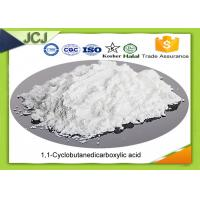 Buy cheap 99% White Powder General Reagents  1,1-Cyclobutanedicarboxylic acid with CAS 5445-51-2 product