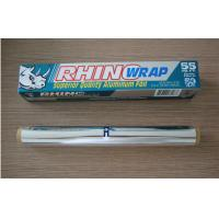 Buy cheap Safe Household Food Grade Aluminum Foil Roll Foil Wrap For Food Wrapping from wholesalers