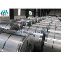Buy cheap Heat Resistance Cold Rolled Steel Strip JIS G3312 ASTM A653M A924M 1998 product