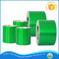 Buy cheap 8011 heat seal pvc ptp blister aluminum foil for medicine packaging product