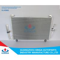 Buy cheap Rapair Nissan Condenser radiator tank plastic material for Nissan OUTLANDER(03-) product