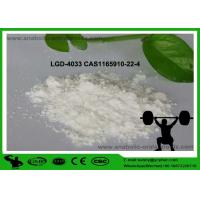 Buy cheap Bulking Cycle Sarms Raw Powder LGD-4033 CAS 1165910-22-4 Ligandrol for Body Fat  Loss product