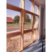 China Aluminium Clad Wood Windows on sale