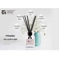 Buy cheap Tabletop Ornament Essential Oil Reed Diffuser Gift Set 120ml With Rattan Sticks product