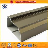 Buy cheap Bright Anti pollution Extruded Aluminum Electronics Enclosure 6m Normal length product