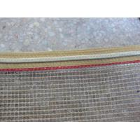 Buy cheap Edge Reinforcement PTFE Mesh Conveyor Belt Easy Clean Chemical Solvents Resistance product