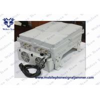 Quality Dust Resistance Convoy Bomb Jammer , Cell Phone Wifi Jammer Jamming Range 100m for sale