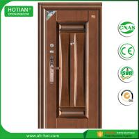 Buy cheap Rome style luxury steel security door indian house latest main gate designs product