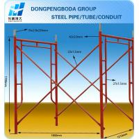 China China exporter factory mill H frame scaffolding for sale EN74 BS1139 AS1576 on sale