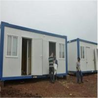 Buy cheap Prefabricated Bungalow for Office/Hotel/Workers'accommodation Over Water Bungalow product