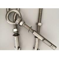 Quality Hardware Fasteners All- Powerful  Anchor Bolts With White Zinc Plated for sale