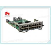 Buy cheap ES5D21G16T00 Huawei 16 Ethernet 10/100/1000 Ports Interface Card product