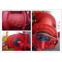 Buy cheap Offshoe Marine Boat Hydrauliclebus Groove Winch For Oil Exploration product