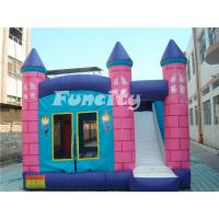 Buy cheap Customizable Size Kids Bounce And Slide Inflatable Bouncer 3 - 5 Years Lifespan product