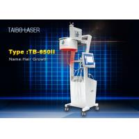 China Painless LCD Touch Screen Diode Laser Hair Growth Machine Low Level Laser Therapy Machine wholesale
