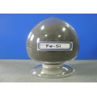 Buy cheap Ferro Silicon Fine Metal Powder 100 Mesh For Deoxidizer / Alloying Agent product