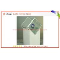 Buy cheap Aluminium Glass Display Cabinets / home display cabinets With Customize product