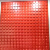 Buy cheap 3dboard wall decor panels 500*500 metal panels with original colcor PIXELS from wholesalers