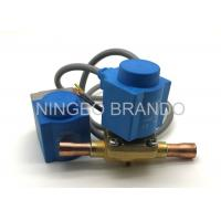 Buy cheap Normally Closed EVR Refrigeration Solenoid Valve Air Conditioning , Solenoid Operated Valve product