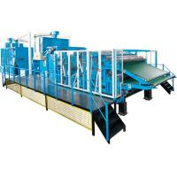 Buy cheap Fiber Processing / Nonwoven Cotton Carding Machine High Performance Dust Collection System product