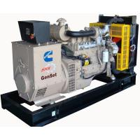 Buy cheap Cummins 6BT5.9-G2 Powered Electrical Diesel Generator For 100 Kva Continuous product