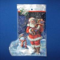 Buy cheap OPP Plastic Gift Bag, Various Sizes and Colors are Available product