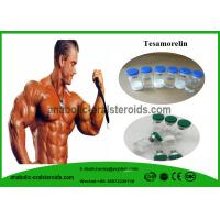 Buy cheap 99% Purity  Egrifta GHRF Peptides Steroids Cas 218949-48-5 Tesamorelin  for HIV  Fat Treating from wholesalers