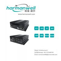 Buy cheap 4ch HD 720P AHD MDVR GPS+3G+WIFI  HDMI Output for Display and Configure product