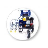 Buy cheap Spray Line Marking Machine For 2-Guns Professional Stripers , Road Painting Equipment product
