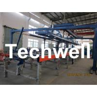 Buy cheap Automatic Auto Stacker Machine / Sandwich Panel Machine for Stack Roof Wall Panels product