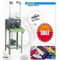 Buy cheap Wire Sewing Pirn Bobbin Winding Machine Two Spindles For Suitcases , Garments product
