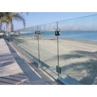 Buy cheap Baby Balustrade DIY Glass Pool Fencing Baby Guard Rail from wholesalers