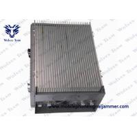 Buy cheap 300W High Power Signal Jammer Multi Band 3G CDMA WLAN Bluetooth product
