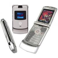 China Refurbished Mobile Phone MOTOROLA V3 on sale