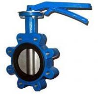 Cast Iron Lug Type Butterfly Valve,4 standard
