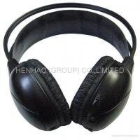 China Infrared wireless headphone Infrared receiving headphone on sale