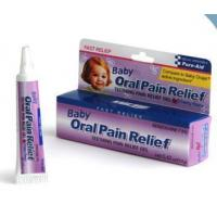 Buy cheap Baby Oral Pain Relief Ointment from wholesalers