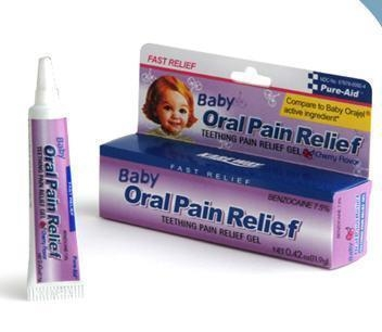 Quality Baby Oral Pain Relief Ointment for sale