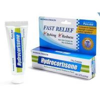 Buy cheap Hydrocortisone 1% Cream from wholesalers