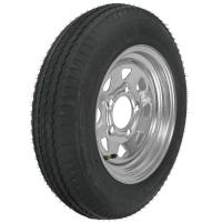Buy cheap KT 4.80-12 Bias Trailer Tire with 12 Galvanized Wheel - 5 on 4-1/2 - Load Range C product